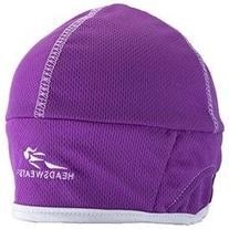 CLOTHING CAP H/S BEANIE REVERSIBLE PURPLE