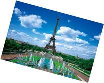 Capability diagnostic puzzle The Seine riverbank X-Eiffel