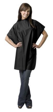 Betty Dain Shampoo Cape #324 * Black