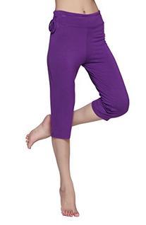 Geoot Women's Capri Legging Fitness pants Yoga pants