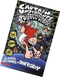 Captain Underpants And The Preposterous Plight Of The Purple