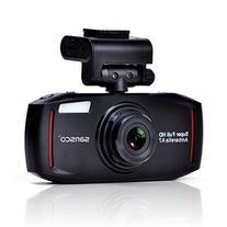 SANSCO 2K Extreme HD Pro 1296P Car Dash Camera, 2.7-Inch
