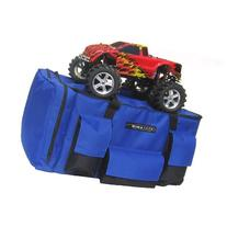 Car/Truck Standard Tote, Blue: 1/8 Monster Truck by Wingtote