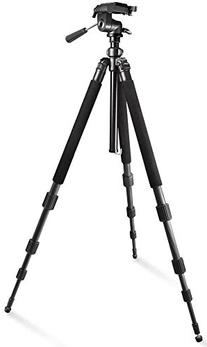 Brunton Carbon Fiber Tripod, 4 Section with Removeable Pan