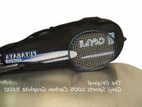 Genji Sports Carbon Graphite 3500 badminton racket