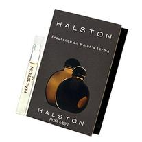 HALSTON 1-12 by Halston VIAL ON CARD for MEN