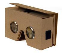 Cardboard Virtual Reality Viewer G2 By DODOcase - Google