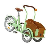 Republic Bike Kids Cargo Bike - Apple