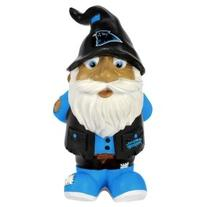 "Carolina Panthers Garden Gnome - 8"" Stumpy"