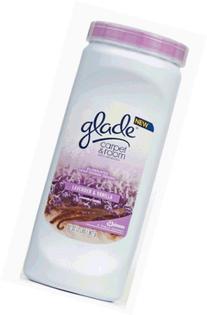 Glade Carpet & Room Deodorizer - Lavender & Vanilla - 32 oz
