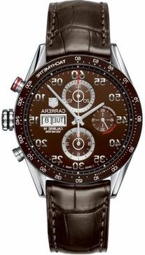 Tag Heuer Carrera Day-Date Mens Watch CV2A12.FC6236