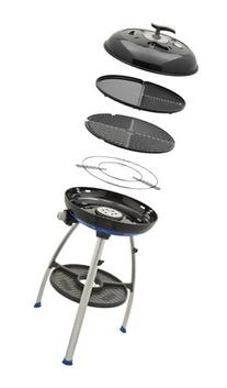 Cadac 8910-50 Carri Chef 2 Outdoor Grill with Pot Stand,