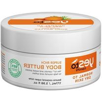 Yes To Carrots Body Butter 177ml