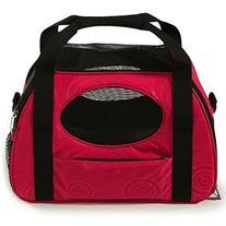 Gen7Pets Carry-Me Fashion Pet Carrier, Medium, Raspberry