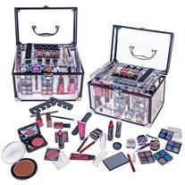 SHANY Carry All Trunk Professional Makeup Kit - Eyeshadow,