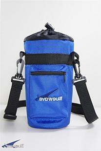 1.5L Bluewave Water Bottle Carrying Holder Case - Blue