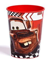 Cars 16 oz Plastic Party Cup, Party Supplies