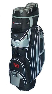 Founders Club Premium 14 Way Organizer Cart Bag
