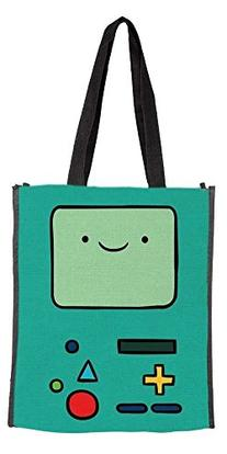 Adventure Time Cartoon Network Beemo Reusable Tote Bag