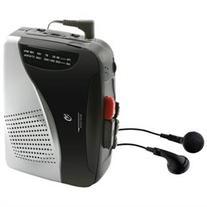 GPX CAS335B Cassette Player