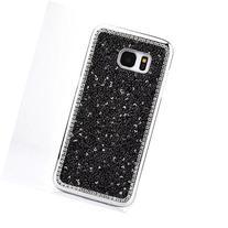 Galaxy S7 Case,Jesiya New Luxury Sparkle Powder 3D Diamond