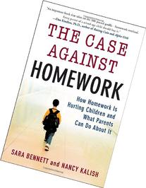 The Case Against Homework: How Homework Is Hurting Children