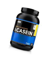 Optimum Nutrition 100% Casein Protein, Banana Cream, 2 Pound