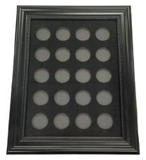 "Casino Chip Insert - 20 Casino Chip 9"" x 12"" Display Board"