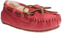 Minnetonka Cassie Slipper ,Hot Pink,13 M US Little Kid