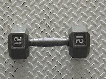 Cast Iron Dumbbells