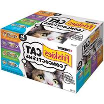 Purina Friskies Cat Concoctions Variety Pack Cat Food 24-5.5