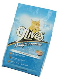 Cat Food, with Real Salmon, Chicken & Beef, 3.15 LB