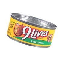 9lives Cat Food Super Supper 22 OZ