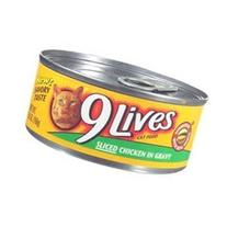 9lives Cat Food Tender Slices With Real Chicken 22 OZ
