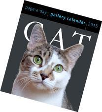 Cat 2015 Gallery Calendar