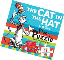 Cat in the Hat Floor Puzzle