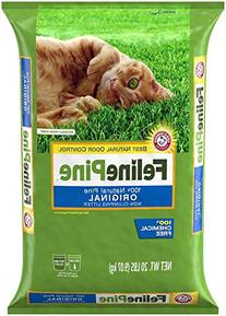 Feline Pine Original Cat Litter 20-lb bag