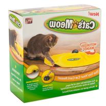 As Seen on TV Cat's Meow Motorized Wand Cat Toy