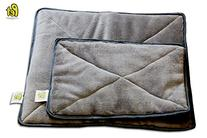 Pet Magasin Thermal Self-Heated Bed for Cat, Pack of 2,