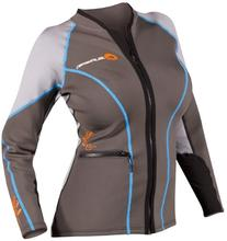 SUPreme Women's Catch 1.5mm Poly Hybrid Jacket, Light/Dark