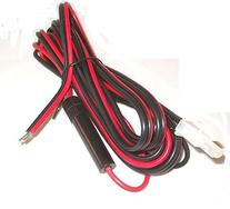 Workman CB2510 CB RADIO FUSED POWER CORD FOR HR2510 RADIOS
