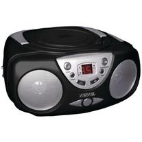 Jensen CD472B Sport Portable Stereo CD Player with AM/FM