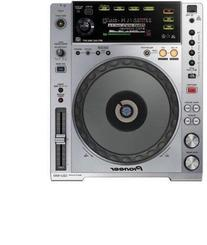 CDJ-850 Professional Multi-Format Media CD/MP3 Player With
