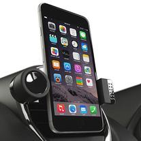 Luxury Air Vent Car Mount - Universal Smartphone / Mobile
