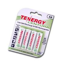 Tenergy Centura AA Low Self-Discharge LSD NiMH Rechargeable