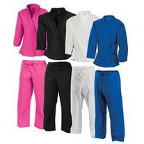 Century®Brazilian Fit Jiu-Jitsu Uniform Blue size A2
