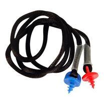 Radians CEPNC-B Custom Molded Earplugs Black Neckcord with