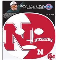 Siskiyou Sports CGFD3 Nebraska Cornhuskers Game Day Face