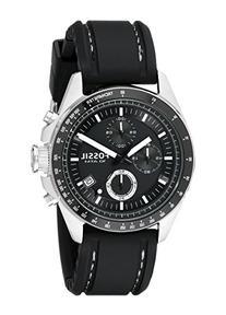 Fossil Men's CH2573 Decker Stainless Steel Chronograph Watch