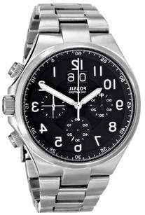 Fossil Men's CH2902 Qualifier Chronograph Stainless Steel
